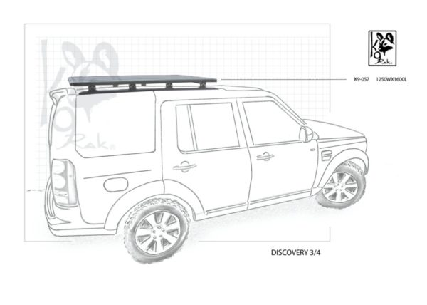 K9-056 - Landrover, Discovery 3/4